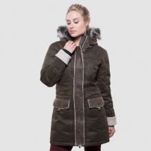 Women's Arktik Down Parka by Kuhl in Fort Collins Co