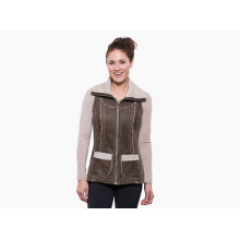 Women's Dani Sherpa Vest by Kuhl in Chelan WA