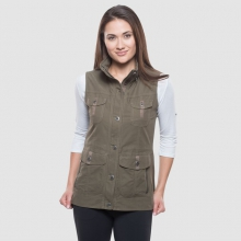 Women's Rekon Vest by Kuhl in Santa Monica Ca