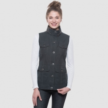 Women's Rekon Vest by Kuhl in Canmore Ab