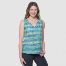 Women's Flora Tank by Kuhl in Canmore Ab