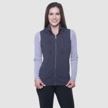 Women's Mova Hooded Vest by Kuhl