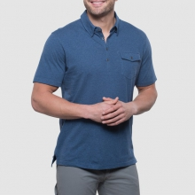 Men's Stir Polo by Kuhl in Bee Cave Tx