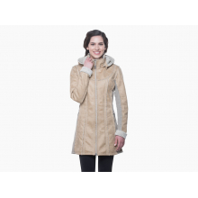 Women's Dani Sherpa Trench by Kuhl