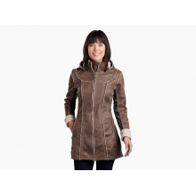 Women's Dani Sherpa Trench by Kuhl in Fort Smith Ar