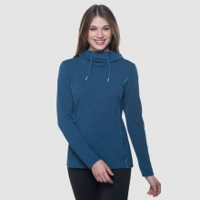 Women's Kanyon Hoody by Kuhl in Golden Co
