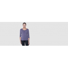 Women's Trista 3/4 Sleeve by Kuhl