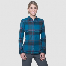 Women's Kiana Flannel by Kuhl in Wilmington Nc