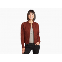 Women's Luna Moto Jacket by Kuhl in Sioux Falls SD