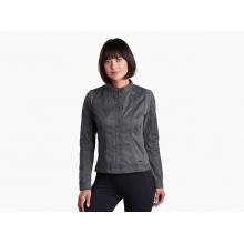 Women's Luna Moto Jacket by Kuhl