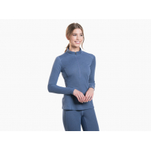 Women's Akkomplice Zip Neck - in box