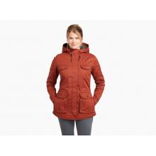 Women's Fleece Lined Luna Jacket by Kuhl in Red Deer Ab