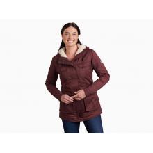 Women's Fleece Lined Luna Jacket by Kuhl in Alamosa CO