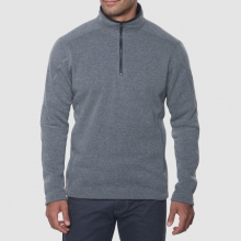 Men's Revel 1/4 Zip by Kuhl in Canmore Ab