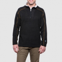 Men's Europa 1/4 Zip by Kuhl in Golden Co