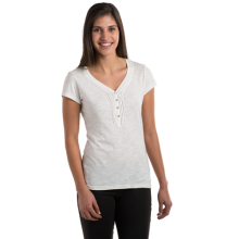 Women's Vega SS Henley by Kuhl in Shreveport La