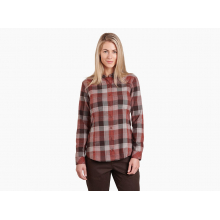 Women's Hanna Flannel by Kuhl in Chelan WA