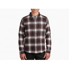 Men's Law Flannel LS