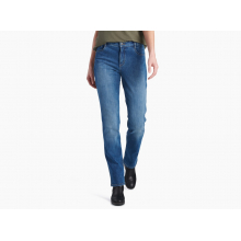 "Women's 10""Kontour Flex Denim Straight by KUHL in Chelan WA"
