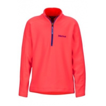 Girl's Rocklin 1/2 Zip by Marmot