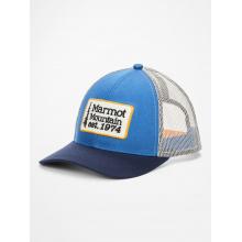 Men's Retro Trucker Hat by Marmot in Loveland CO