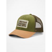 Men's Retro Trucker Hat by Marmot in Kissimmee FL