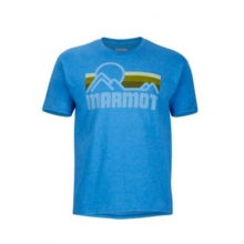 Men's Marmot Coastal Tee SS by Marmot in Los Angeles Ca