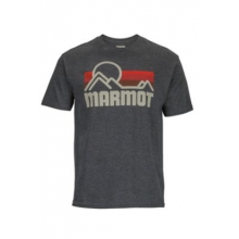 Men's Marmot Coastal Tee SS by Marmot in Auburn Al