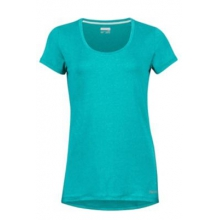 Women's All Around Tee SS by Marmot in Pagosa Springs Co