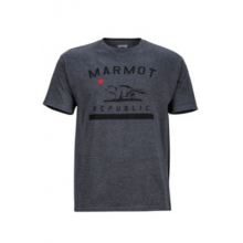 Men's Republic Tee SS by Marmot in Greenwood Village Co