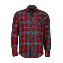Men's Anderson Flannel LS by Marmot in Ofallon Il