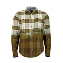 Men's Dillion Flannel LS by Marmot in Sechelt Bc