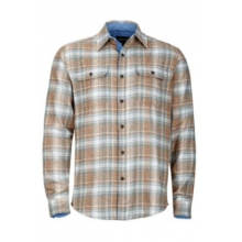 Men's Jasper Flannel LS by Marmot in Omaha Ne