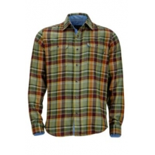 Men's Jasper Flannel LS by Marmot in Asheville Nc