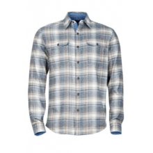 Men's Jasper Flannel LS by Marmot in Sechelt Bc