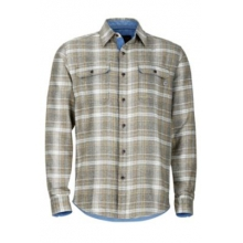 Men's Jasper Flannel LS by Marmot in Birmingham Mi