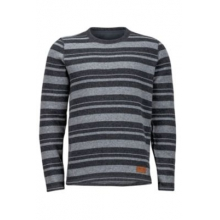 Men's Stafford Crew LS by Marmot in Florence Al