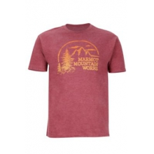Men's Halation Tee SS by Marmot in Asheville Nc