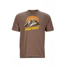 Men's Pikes Peak Tee SS by Marmot in Dallas Tx