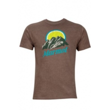 Men's Pikes Peak Tee SS by Marmot in Florence Al