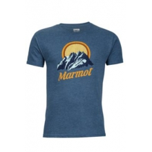Men's Pikes Peak Tee SS by Marmot