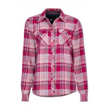 Women's Bridget Flannel LS by Marmot in Los Angeles Ca