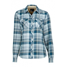 Women's Bridget Flannel LS by Marmot in Grosse Pointe Mi