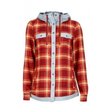Women's Reagan Flannel LS