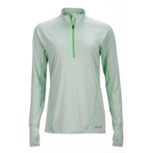 Women's Interval 1/2 Zip LS by Marmot