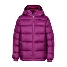 Girl's Guides Down Hoody by Marmot in Sechelt Bc