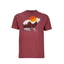 Men's Alpine Zone Tee SS by Marmot