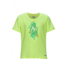 Girl's Post Time Tee SS by Marmot