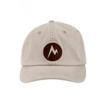 Men's Mdot Twill Cap by Marmot