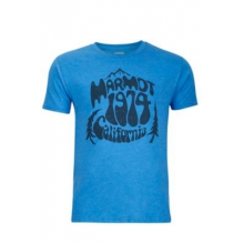 Men's First Light Tee SS by Marmot in Greenwood Village Co